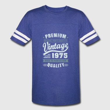 1975 Bday Birthday 1975 Aged to perfection - Vintage Sport T-Shirt