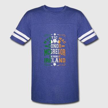 MYSTIC MAC THE PRIDE OF IRELAND - Vintage Sport T-Shirt