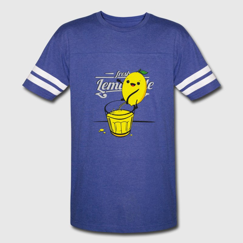 Lemon pees lemonade - Vintage Sport T-Shirt