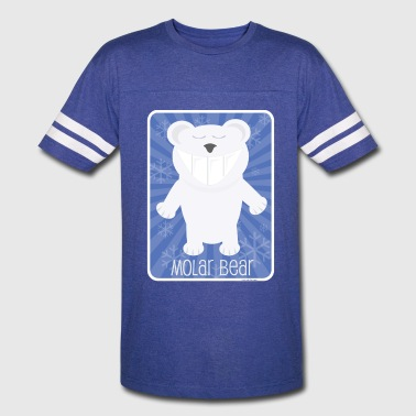 The Molar Bear - Vintage Sport T-Shirt