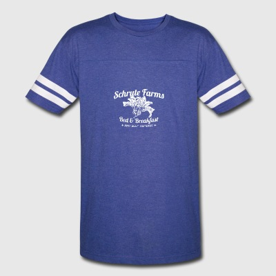 Schrute Farms Bed Breakfast - Vintage Sport T-Shirt