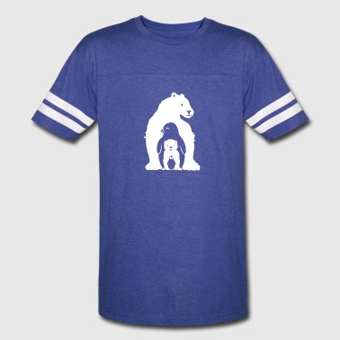 Arctic Friends - Vintage Sport T-Shirt