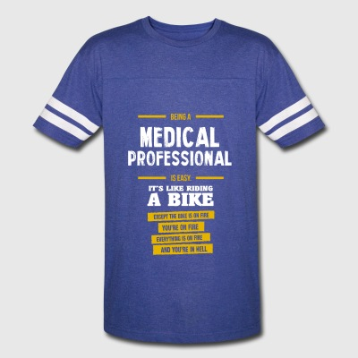 Medical Professional - Vintage Sport T-Shirt