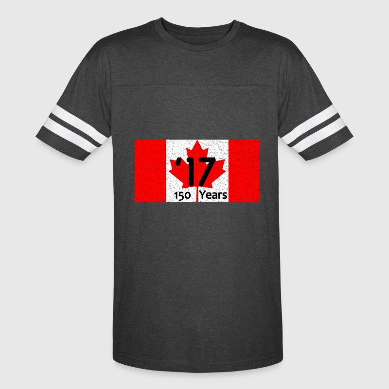 CANADA 150 '17 distressed - Vintage Sport T-Shirt