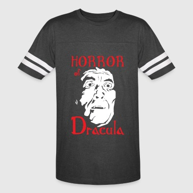 Dracula Dark Horror Of Dracula - Vintage Sport T-Shirt