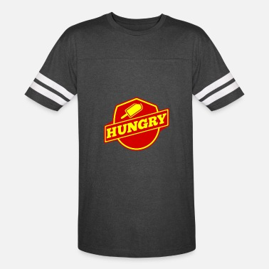 Hungry Music Hungry - Vintage Sport T-Shirt