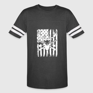 Bow Hunting Flag Bow Hunting Flag Shirt - Vintage Sport T-Shirt