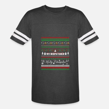 Dispatch Clothing Dispatcher Shirts - Dispatcher Christmas Shirt - Vintage Sport T-Shirt