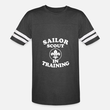 Training For Pride Sailor Scout In Training - Sailor Scout Pride Shirt - Unisex Vintage Sport T-Shirt