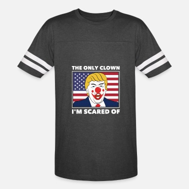 Scary Clown Scary Clown - Vintage Sport T-Shirt
