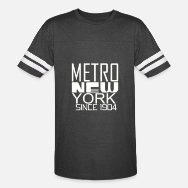 1904 Metro New York since 1904 - Vintage Sport T-Shirt