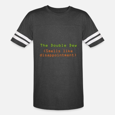 Dew The Double Dew - Vintage Sport T-Shirt