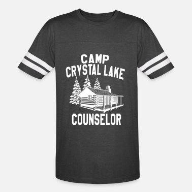 48cda2ebcf9e Camp Crystal Lake Counselor - Friday The 13th Men s Premium T-Shirt ...
