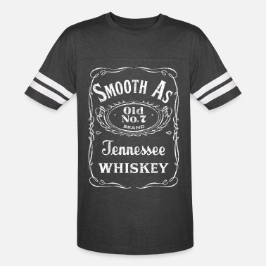 Tennessee As Smooth As Tennessee Whiskey Women's Flowy Tee - Unisex Vintage Sport T-Shirt