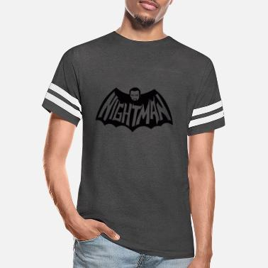 Nightman Nightman - Unisex Vintage Sport T-Shirt