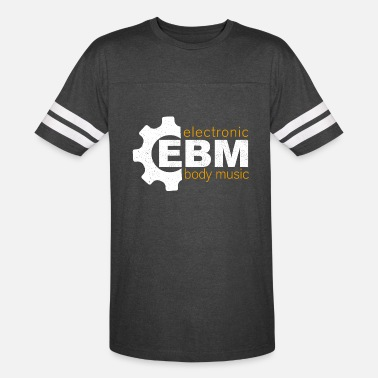 Pankow EBM DAY. Electronic Body Music 242 - Unisex Vintage Sport T-Shirt