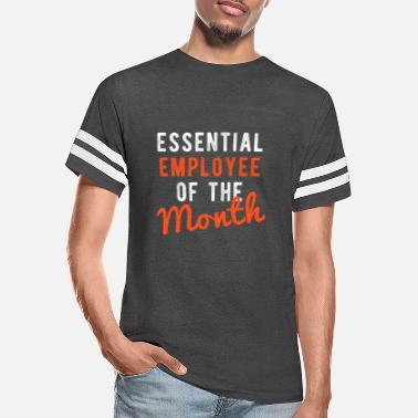 Employee essential employee of the month - Unisex Vintage Sport T-Shirt