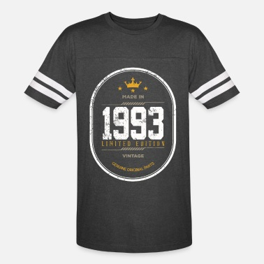 1993 Made In 1993 Limited Edition Vintage - Unisex Vintage Sport T-Shirt