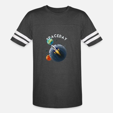 Group Space Day 2019 Gift - Unisex Vintage Sport T-Shirt