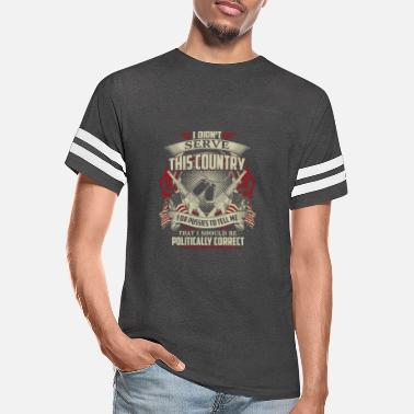 Countries THIS COUNTRY - Unisex Vintage Sport T-Shirt
