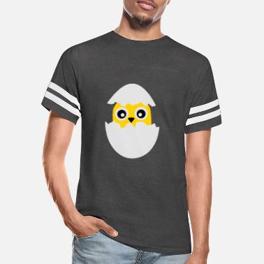 Hatch Hatched Chick - Unisex Vintage Sport T-Shirt