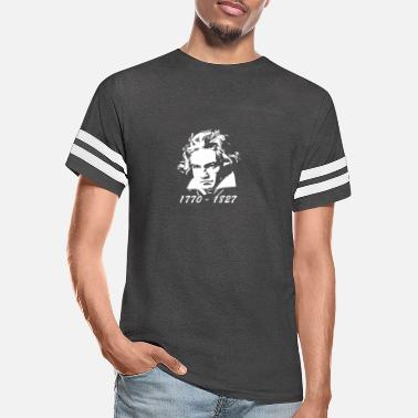 Tribute Beethoven Tribute - Unisex Vintage Sport T-Shirt