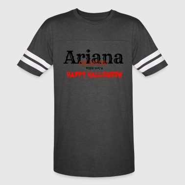Happy Halloween from Ariana Grande ! - Vintage Sport T-Shirt
