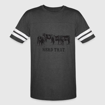 herd that t-shirts - Vintage Sport T-Shirt