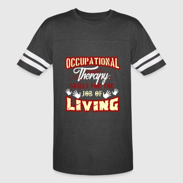 Occupational Therapy Skills Shirt - Vintage Sport T-Shirt
