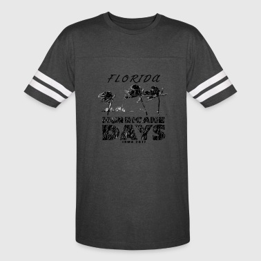 florida hurricane days irma 2017 - Vintage Sport T-Shirt