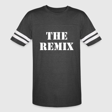 The Remix Happy Fathers Day - Vintage Sport T-Shirt