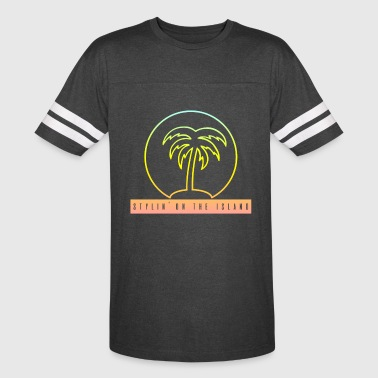 Stylin On The Island PNG - Vintage Sport T-Shirt