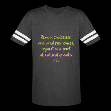 osho quotes remain choiceless - Vintage Sport T-Shirt