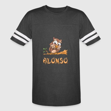 Alonso Owl - Vintage Sport T-Shirt