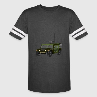 armoured car - Vintage Sport T-Shirt