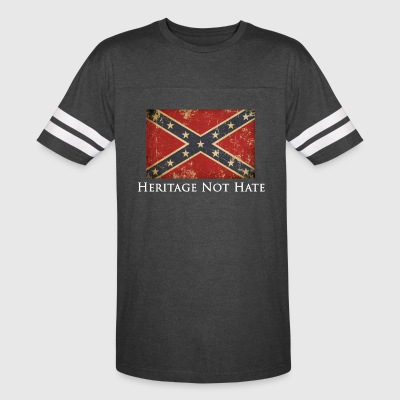 Heritage Not Hate - Vintage Sport T-Shirt