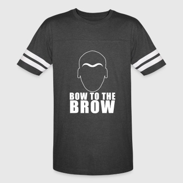 Bow To The Brow Head - Vintage Sport T-Shirt