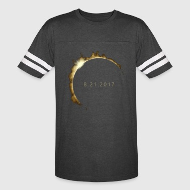 Total Solar Eclipse Summer August 21st 2017 - Vintage Sport T-Shirt