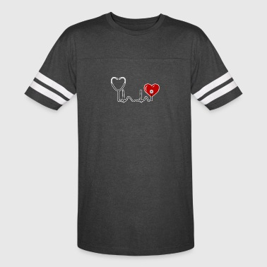 Nurse Heartbeat t Shirt Best Gifts For Nurse RN - Vintage Sport T-Shirt