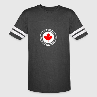 I'm from HAPPY VALLEY–GOOSE BAY - Vintage Sport T-Shirt