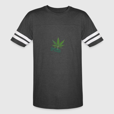 happy weed - Vintage Sport T-Shirt
