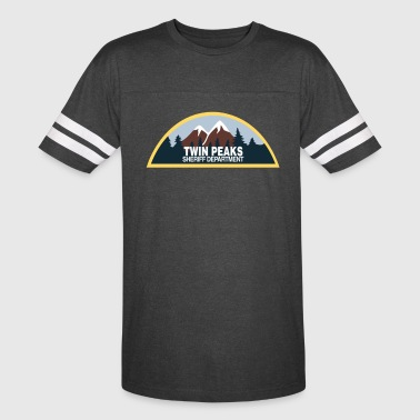 New Twin Peaks Sheriff Department 90s - Vintage Sport T-Shirt