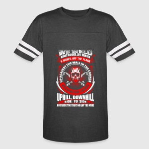 We Weld - Welder - Vintage Sport T-Shirt
