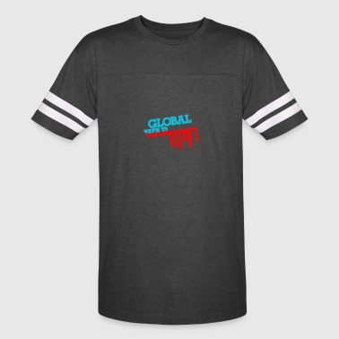 Global War - Vintage Sport T-Shirt
