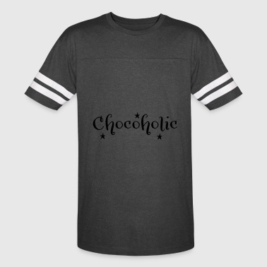 6061912 118980870 Chocoholic - Vintage Sport T-Shirt