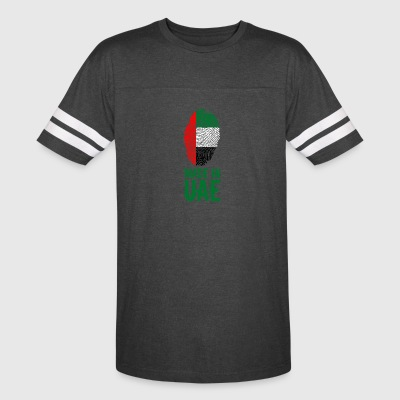 Made In UAE / United Arab Emirates - Vintage Sport T-Shirt