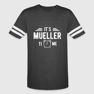 It's Robert Mueller Time Resist Anti Trump Shirt - Vintage Sport T-Shirt