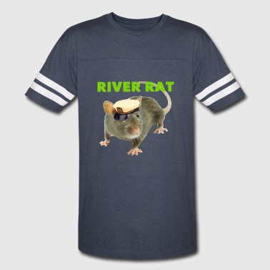 river rat - Vintage Sport T-Shirt