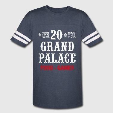 20 Grand Palace (neg.) - Vintage Sport T-Shirt