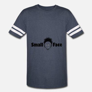 Small Faces Small Face Logo - Vintage Sport T-Shirt
